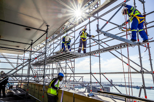 Scaffolding Contracting